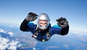 Fallschirmspringen wird zum Fallschirmsport