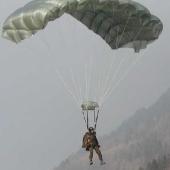 Österreichischer Soldat bei Fallschirm-Trainingssprung verunglückt